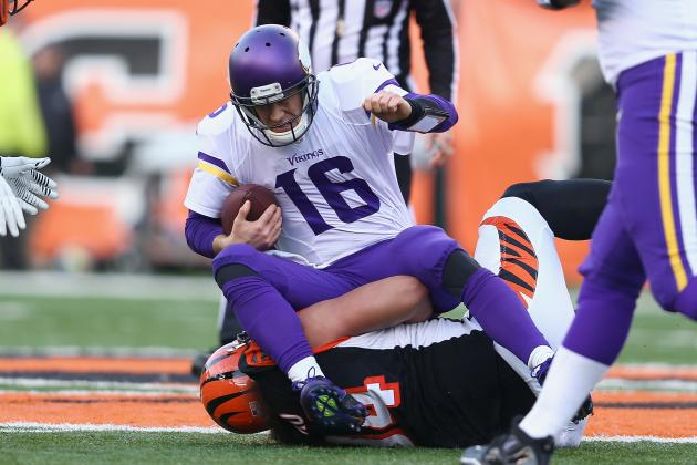 Vikings vs. Bengals: Full Roster Report Card Grades for Minnesota