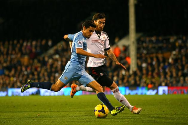 Fulham vs. Manchester City: 6 Things We Learned