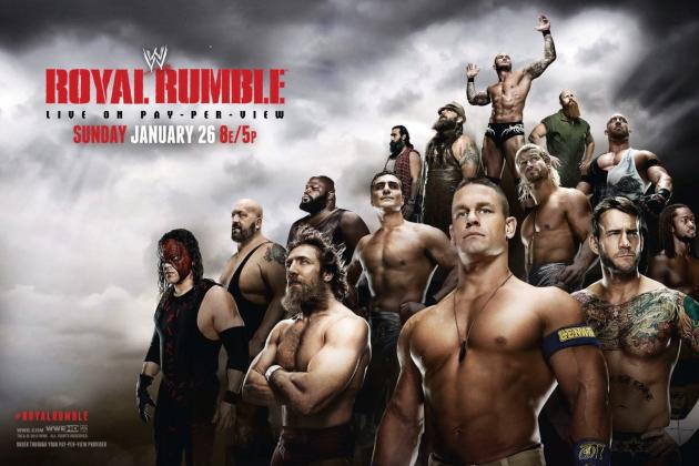 WWE Royal Rumble 2014: Promising Feuds That Deserve Showcase at Event