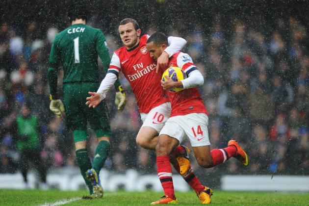 Five Best Arsenal vs. Chelsea Clashes in Premier League History