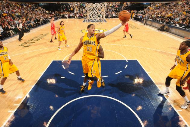 Potential Landing Spots and Trade Packages for Pacers Forward Danny Granger