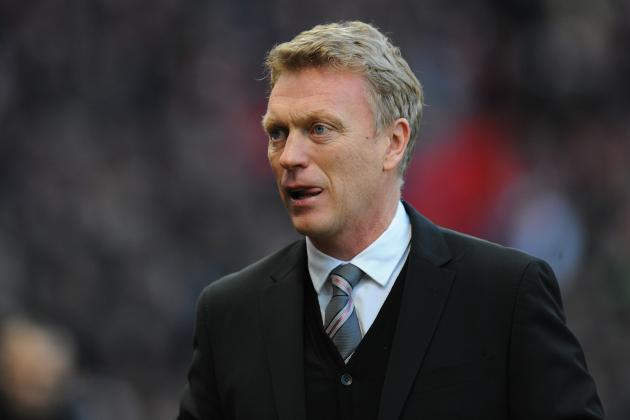 Manchester United Transfers: 5 Problem Areas David Moyes Must Target in January