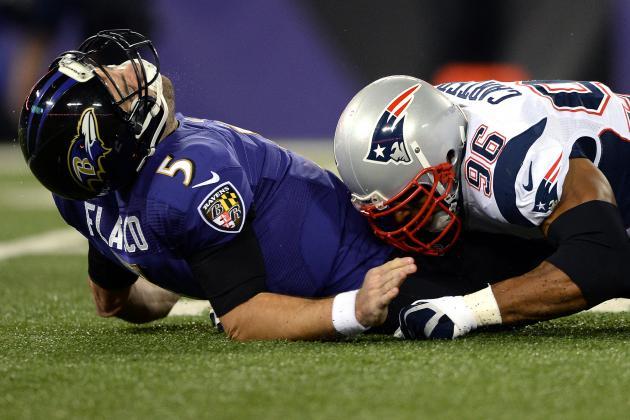 Baltimore Ravens vs. New England Patriots: Full Roster Grades for New England
