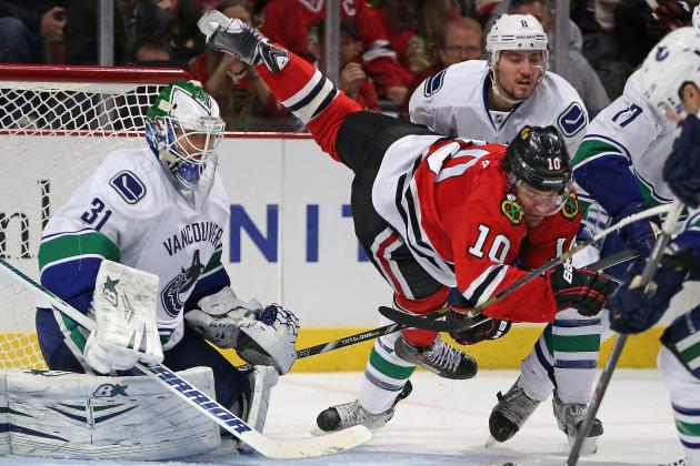 Ranking the Chicago Blackhawks' 5 Biggest Rivals Right Now