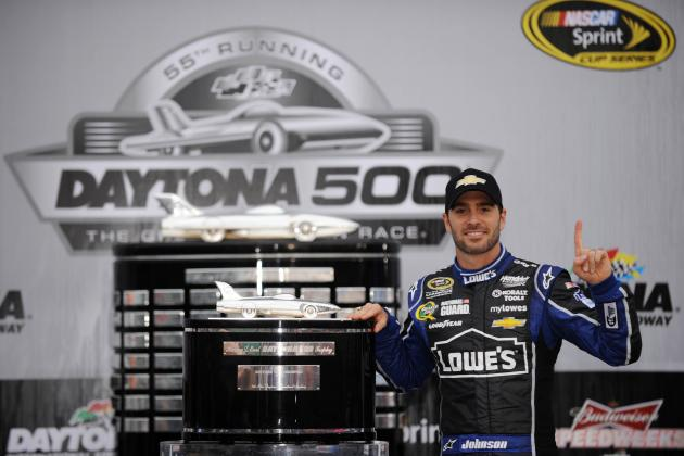 Early NASCAR Storylines Emerging for the 2014 Daytona 500