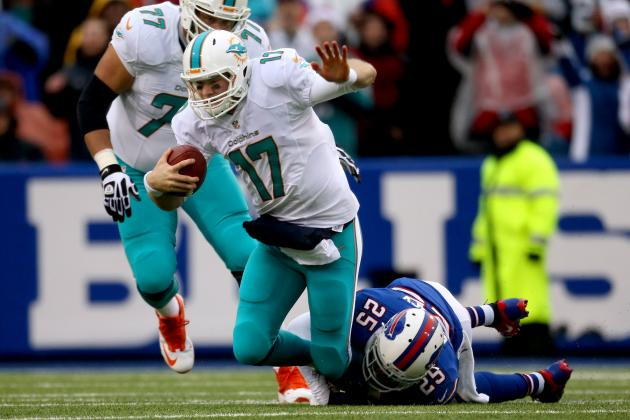 Miami Dolphins vs. Buffalo Bills: Takeaways from Miami's Embarrassing Loss