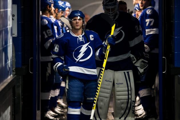 The Best Moment from Each Tampa Bay Lightning Star in 2013