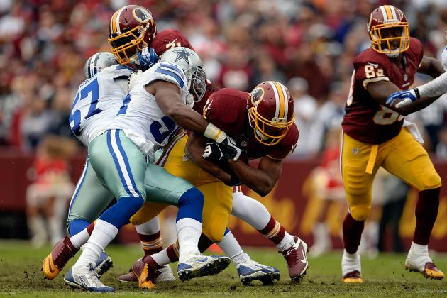 Dallas Cowboys vs. Washington Redskins: Takeaways from Washington's 23-24 Loss
