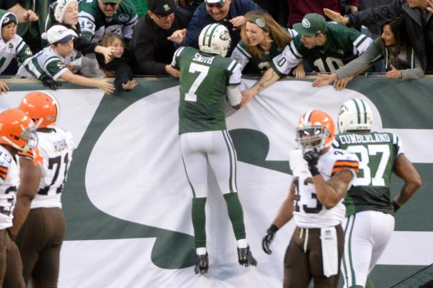 Cleveland Browns vs. New York Jets: Full Roster Report Card Grades for New York