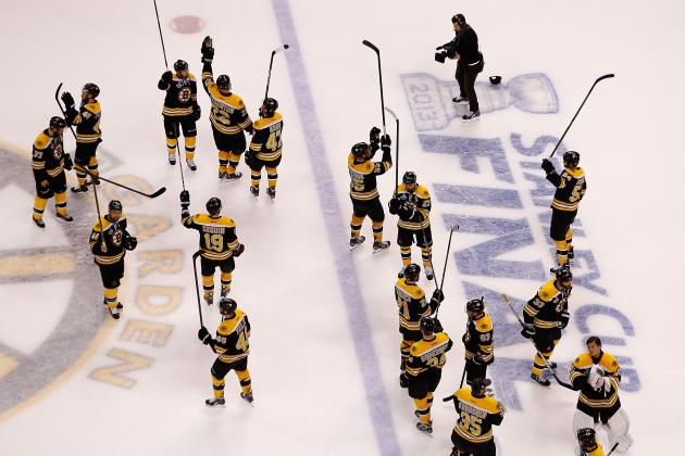 Ranking the 10 Most Memorable Boston Bruins Moments in 2013