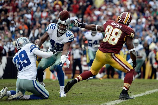 Cowboys vs. Redskins: Full Roster Report Card Grades for Dallas