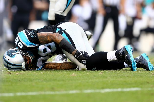 Recapping Major Injuries from NFL Week 16 Action