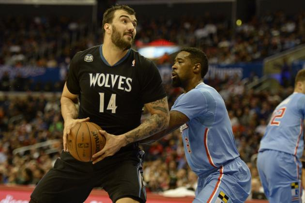 Player Grades for Every Minnesota Timberwolves Player