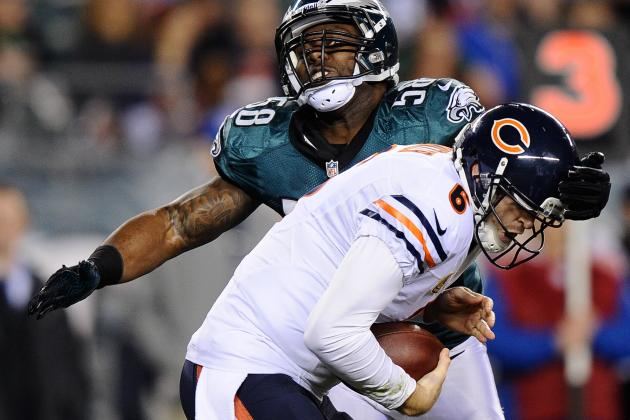 Bears vs. Eagles: Full Roster Report Card Grades for Chicago
