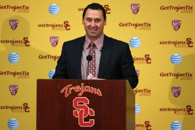 5 Things Steve Sarkisian Must Change at USC in Year 1