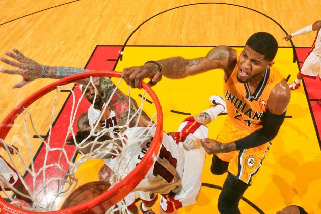 Ranking the Best Poster Dunks of 2013