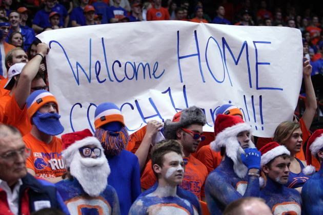 Boise State Football: Coach Harsin's Holiday Wish List