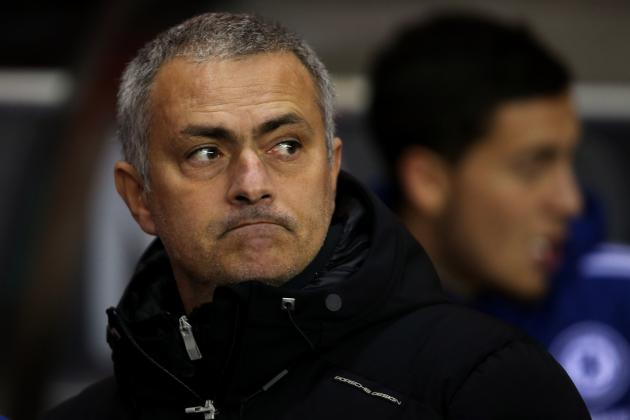 Paper News and Gossip: Mourinho Wants Extended Chelsea Stay, Cardiff Calm