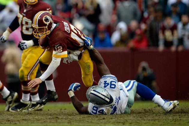 Dallas Cowboys vs. Washington Redskins: Full Roster Grades for Washington