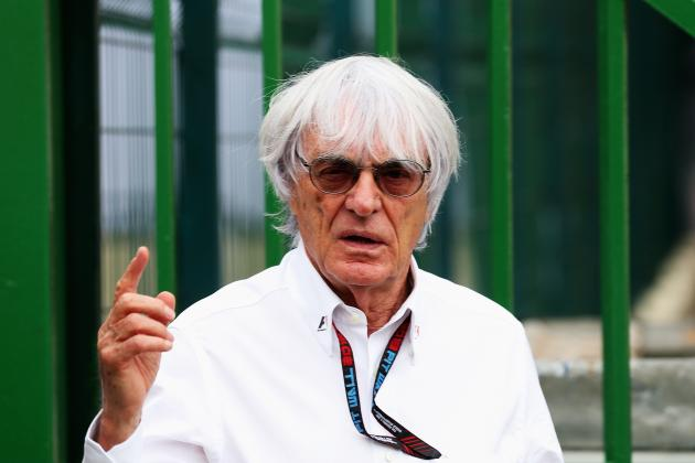 Formula 1's Latest Rumours and Talk: Ecclestone Wants More Double Points Races