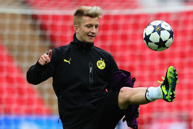Marco Reus Transfer Rumours: Latest News on the Borussia Dortmund Star