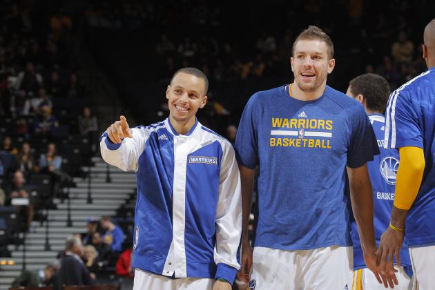 NBA: Ranking the Golden State Warriors' Biggest Surprises in the Early Going