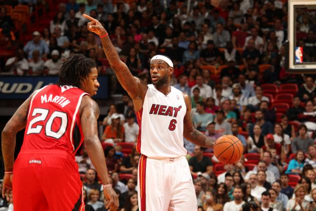 NBA Picks: Atlanta Hawks vs. Miami Heat