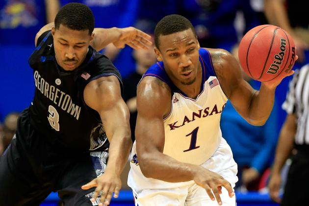 Winners and Losers from the AP College Basketball Top 25 Rankings in Week 8