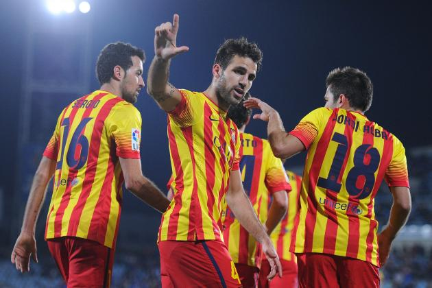 Areas That Barcelona Must Improve to Win Trophies This Season