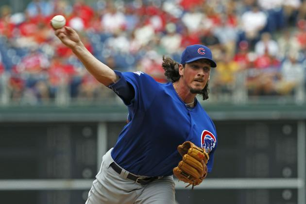 Best Potential Trade Packages, Landing Spots for Jeff Samardzija