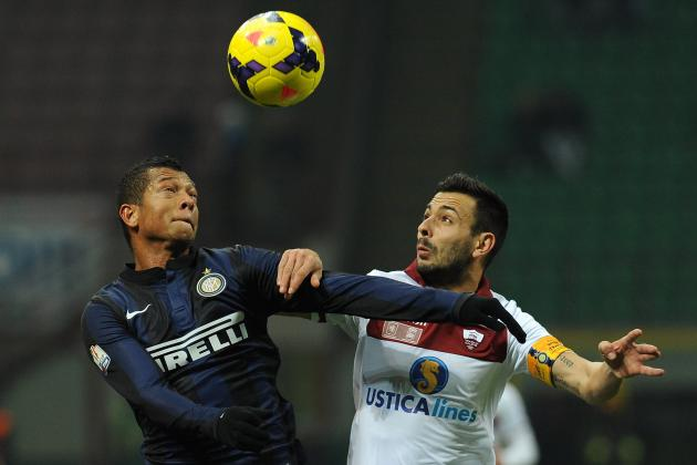 Inter Milan Transfer News and Rumours Tracker: Week of Dec 23