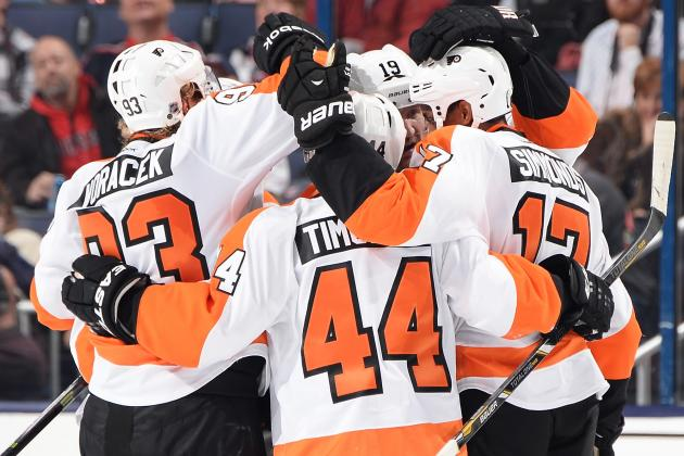 What the Philadelphia Flyers Should Wish for This Christmas