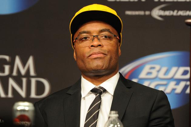 UFC 168: 5 Questions We Have About Anderson Silva