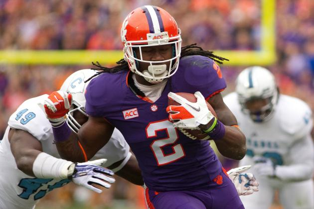 2014 NFL Draft: Updated Wide Receiver Rankings with Analysis