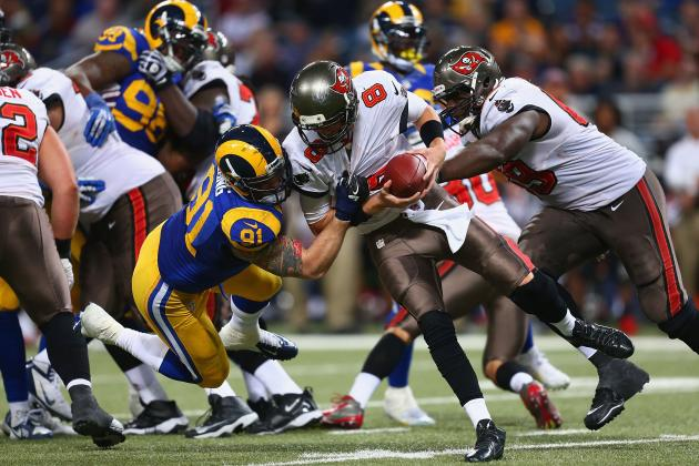 Grading the Tampa Bay Buccaneers After Losing to the St. Louis Rams