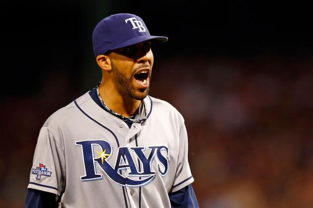Odds of Top Suitors Acquiring Top Available 2014 MLB Free-Agent, Trade Targets