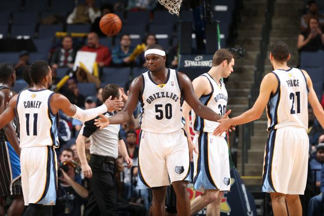 Year-End Grades for Every Memphis Grizzlies Player
