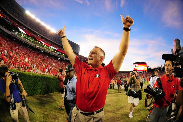Georgia Football: Mark Richt's Holiday Wish List