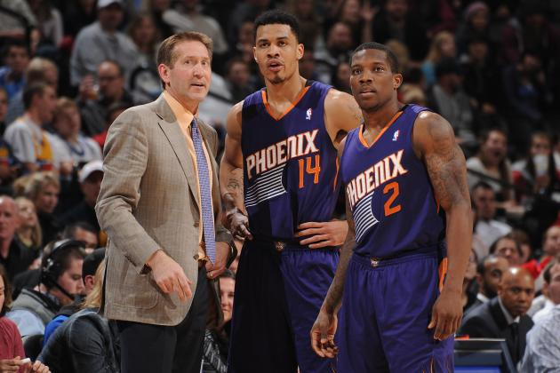 Year-End Grades for Every Key Phoenix Suns Player