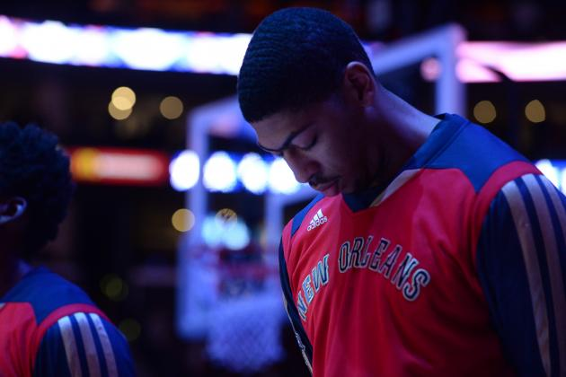 Year-End Grades for Every Key New Orleans Pelicans Player