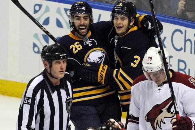 The Best Moment from Each Buffalo Sabres Star in 2013