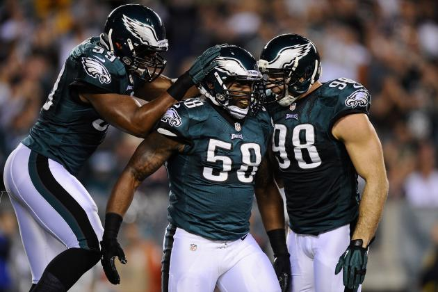 Chicago Bears vs. Philadelphia Eagles: Full Report Card Grades for Philly
