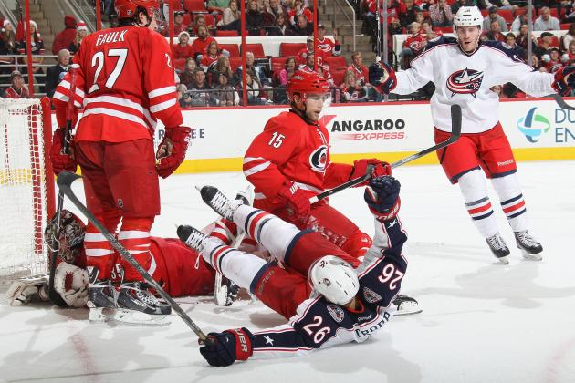 Carolina Hurricanes: 4-Step Plan to Revitalize Hurricanes' 2013-14 Season
