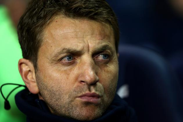 Paper News and Gossip: Spurs Appoint Sherwood, Arsenal 'Cry' Says Mourinho