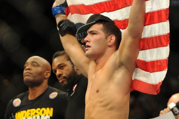 UFC 168: 'Weidman vs. Silva 2' Fight Card Betting Odds and Predictions