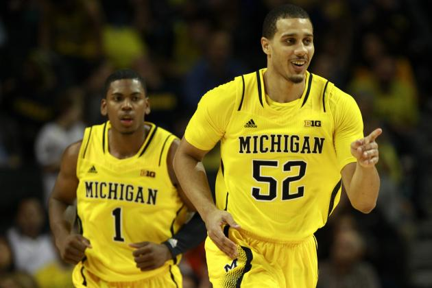 Michigan Basketball: Wolverines' 5 Most Impressive Stats in 2013-14