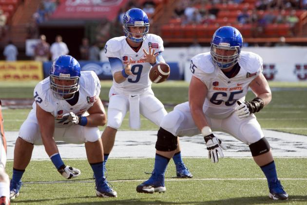 Hawaii Bowl 2013: 10 Things We Learned in Boise State's Loss vs. Oregon State