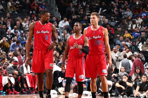Year-End Grades for Every Key LA Clippers Player