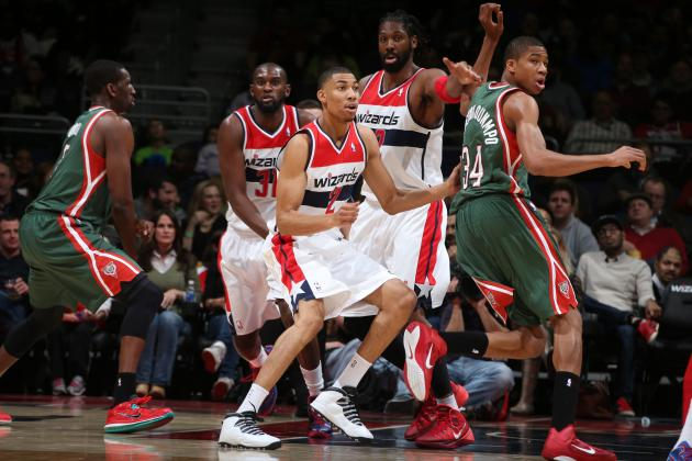 Year-End Grades for Every Key Washington Wizards Player