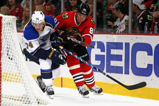 How the St. Louis Blues Stack Up Against the NHL's Elite Teams